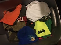 Whole bucket of 5/8 size boys clothes Crestview, 32539