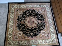 Indoor Area Rug (Square 7 ft x 7 ft) King of Prussia