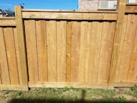 Fence and gate installation Kitchener