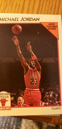 Miscellaneous 1990s basketball cards