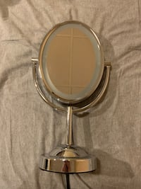 Conair double-sided lighted magnifying mirror Baltimore, 21237