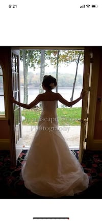 Cymbeline wedding gown North Bergen, 07047