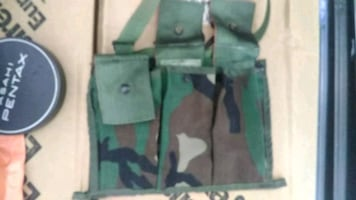 MOLLE II POUCH 6 MAGAZINES BANDOLEER M16A2