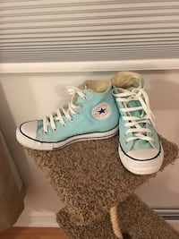 Converse All Star blue sneakers  Toronto, M6S 2R5