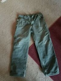 Insulated carhartt pants Hartland
