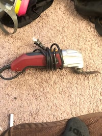 red and gray corded angle grinder Southaven, 38671