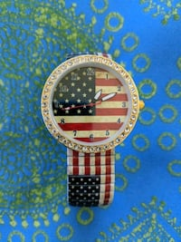 NEW USA fitted watch Saint Petersburg, 33702