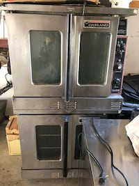 Industrial electric conventional ovens Vaughan