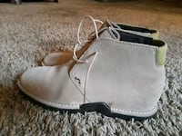 Cole haan country water proof tan suede leather  Hanford, 93230