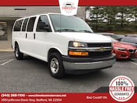 2018 Chevrolet Express 2500 Passenger for sale Stafford