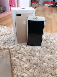 Gold iPhone 7 Plus 32 gb