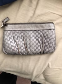 Authentic silver Gucci wristlet New Westminster, V3M 5K5