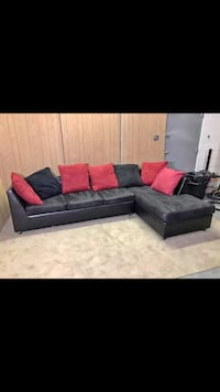 Free delivery! L shaped sectional  Denver, 80231