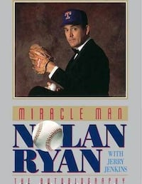 NOLAN RYAN MEMORABILIA Burlington
