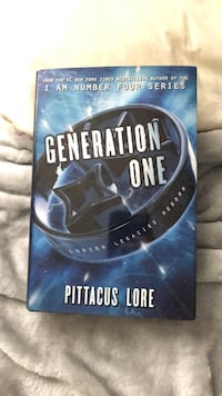 Generation One- Book Cambridge, N3H 4L7