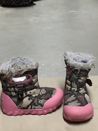 Girls Bogs Winter Boots Sarnia, N7V 4C8