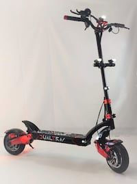 High Performance dual motor electric scooter