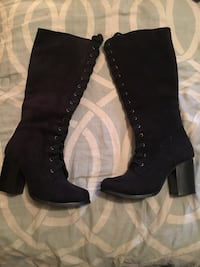 Size 7 lace up boots