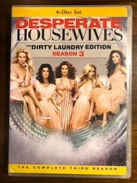 Desperate Housewives Season 3 (Dirty Laundry Edition) 6-Disc Set Brant, N0E 1R0