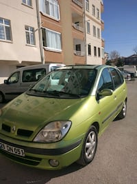 2002 Renault scenic 1.6 RXT İstiklal