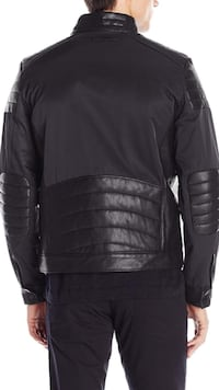 Calvin Klein  4 Men's Faux Leather Mix Media Jacket Mississauga, L5C 1Y5