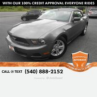 2010 Ford Mustang Stafford, 22554