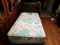 TWIN BED WITH FREE MATTRESS AND BOX  Gaithersburg, 20879