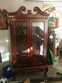 Antique Curio Cabinet Vaughan, L0J