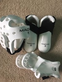 Sparring gear set Linganore, 21774