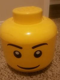 LEGO  big head full of Bricks Horizon City, 79928