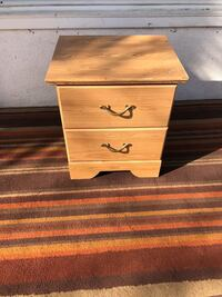2 Drawer Nightstand Los Angeles, 91423