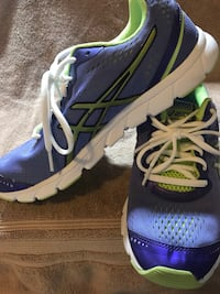 ASICS Gel-havoc Womens Running Shoes Lavender  Size 9.5 T46AQ New Never Used  Pembroke Pines, 33029