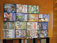 Selling all dvds together