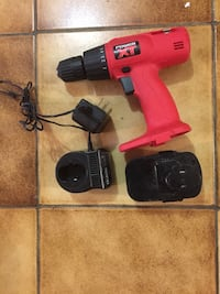 18V Drill, battery & charger. Beginners