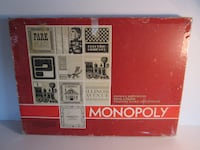 Vintage Monopoly Game $19 Catharpin