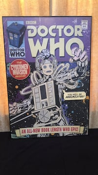 Doctor Who wall hanging Albuquerque, 87114