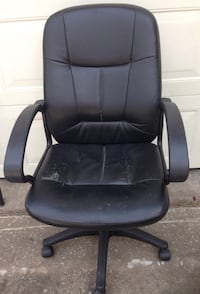 Roller Swivel Executive Chair