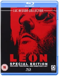 LEON: SPECIAL EDITION (Blu-ray) Balclutha