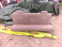 Back seat. 1988 to 1998 Chevy truck Bakersfield, 93301
