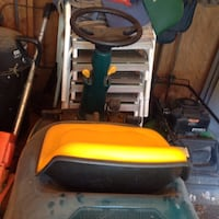 Riding lawn motor good condition need a carborator.  Laurel