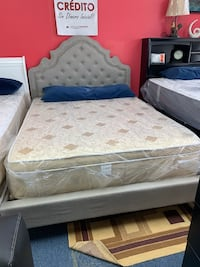 Queen bed with mattress new for $399 Dallas, 75217