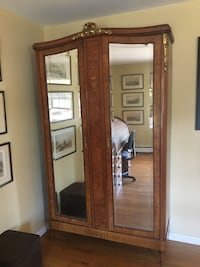 French Antique Armoire & Wardrobe Port Jervis, 12771