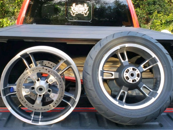 Used Harley Davidson Wheels >> Used Harley Davidson Wheels For Sale In Augusta Letgo