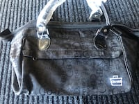 gray and white Coach tote bag Vacaville, 95688