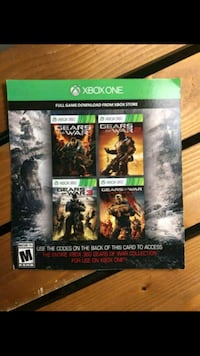 4 Gears of War Game Codes Fergus Falls, 56537