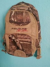 Fieldline red series backpack Lakeland