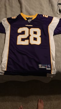 Fits like a large Adrian Peterson jersey  Knoxville, 37918