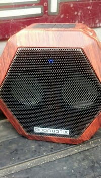 black and orange portable speaker Allegan, 49010