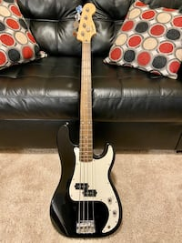 Squire P Bass (price negotiable)