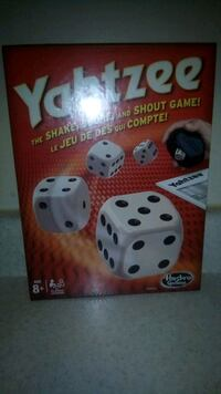yahtzee game never opened